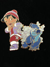 Disney DisneyShopping.com Winter Lodge Series - Lilo & Stitch Pin LE 250