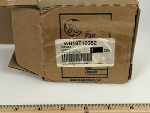 Genuine GE Range Oven Relay Part #: WB18T10352