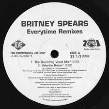 Britney Spears – Everytime (Remixes) ( VINYL 2004 )