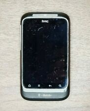 HTC Wildfire S - Black (T-Mobile) Smartphone