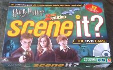 Harry Potter Scene It? 2nd Edition Interactive DVD Board Game