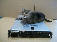 Dell PowerEdge 2950 G2 Server 2x1.86GHz Quad Core 8GB 5x72GB 10K SAS RAID DRAC