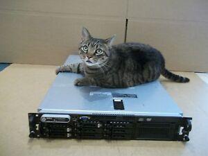 Dell PowerEdge 2950 G2 Server 2x1.86GHz Quad Core 4GB 2x72GB 10K SAS RAID DRAC