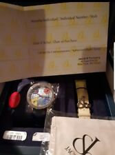 NEW Jacob & Co. Five Time Zone JC Wrist Watch 40mm. Box, papers, 2 bands & cloth