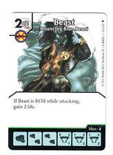 Marvel Dice Masters AOU, Beast Bouncing Blue Beast 76/142 W/Dice