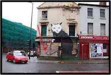Banksy Rat Géant boîte A3 Toile imprimer