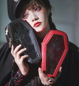 Banpaia Vampire Coffin Itabag For GSC OB11 Bjd Doll Lolita Storage Shoulder Bags