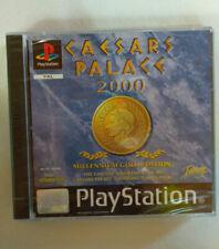 CAESARS PALACE 2000 Playstation 1 NUEVO Y PRECINTADO PAL