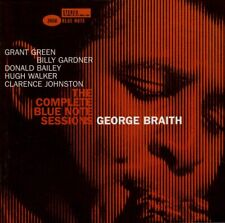 GEORGE BRAITH  the complete blue note sessions  GRANT GREEN , BILLY GARDNER