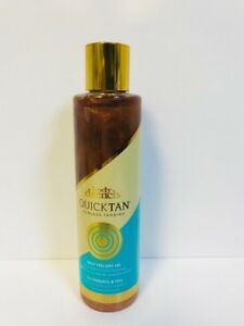 Body Drench Quick Tan Sunless Tan - Self Tan Dry Oil - 7oz NEW!