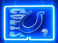 Indianapolis Colts Neon Light Sign