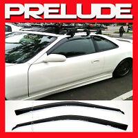 For1997-2001 Prelude BB6 Side Window Door Deflectors Sun Shades Visors Vents