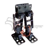 6DOF Biped Robotic Educational Robot Kit Servo Bracket &MG996R Servos&Controller