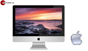 """Apple iMac 21.5"""" A1311 Intel i3-540 3.06GHz(Mid 2010) 4GB RAM 500GB H/Sierra (A)"""