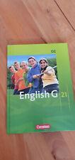English G 21 Grundausgabe D2 , Schülerbuch , Buch