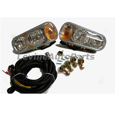 Buyers Products 1311100 Universal Halogen Snow Plow Light Kit