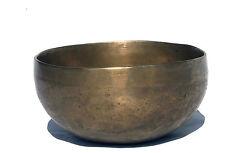 Klangschale  Singing Bowl  Planetenton Mond Apsidenumlauf  Hörprobe 1508g M69D