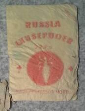 WW2: remède Wh original, de poudre anti poux et morpions (Stalingrad).Très rare
