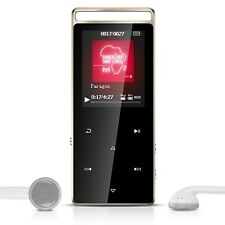 AGPtek A01 8GB Sport MP3 Player Lossless Sound Metal Musik Player mit Touch...