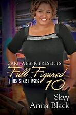 FULL FIGURED 10 - SKYY/ BLACK, ANNA - NEW BOOK