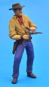 "Verlinden 120mm (1/16) ""Draw!"" Cowboy Fast Drawing his Gun [Resin Figure] 2460"