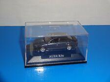 Yat Ming 1/72 Vehicle Audi RS6 Blue w/ Plastic Case