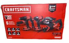 Craftsman V8 6 Tool Combo Kit