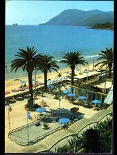 """LA SEYNE-sur-MER / LES SABLETTES (83) AIRE de JEU & BABYFOOT Bar """"MIRAMAR"""" 1973"""