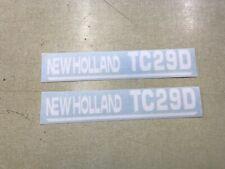 New Holland Tc29d Decals