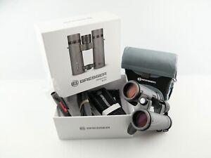 W013 Aussteller BRESSER 1720835 Pirsch ED 8x34 Fernglas Phase Coating mit Tasche