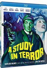 A Study In Terror: Sherlock Vs Jack The Ripper [New Blu-ray]