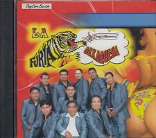 LA FURIA OAXAQUENA LA COLITA  CD NEW SEALED