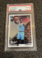🔥 2019-20 PANINI DONRUSS OPTIC JA MORANT THE ROOKIES #2 ROOKIE RC PSA 10 PRIZM