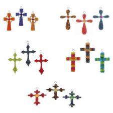 Figuras decorativas multicolores de dormitorio de cristal para el hogar