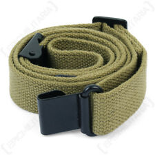M1 Garand Cotton Sling - Olive Drab WW2 US Army Military Springfield Repro New