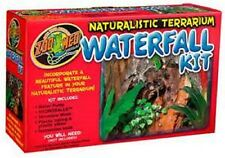 Zoo Med Waterfall Kit Naturalistic Terrarium Water NEW