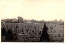 Foto Franz. Heldenfriedhof von 1914-18 vor Verdun Frankreich-Feldzug 1940