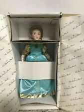 "Danbury Mint -The Story Book Doll Collection ""Fairy Godmother"" 11"" Doll - New"