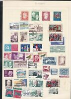 sweden stamps page ref 18169