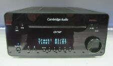 CAMBRIDGE AUDIO ONE CD-RX30 ALL IN ONE MUSIC SYSTEM - BLACK