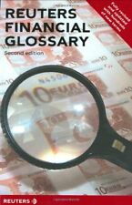 Reuters Financial Glossary Paperback Book The Cheap Fast Free Post