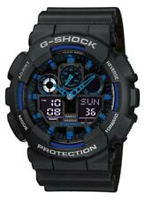 Casio G-Shock Uhr GA-100-1A2ER Analog,Digital Schwarz