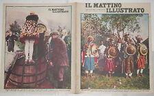 1930 Incoronazione del Negus Tafari in Abissinia Al Capone Vulcani Vendemmia di