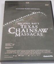 Texas Chainsaw Massacre - DVD/Horror/Jessica Biel/Constantin/FSK 18