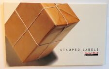 Stamped Labels/Parcel Post Labels (Australia Post Parcel Post) 1991