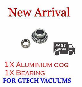 Gtech AirRam Vacuum Cleaner Aluminium Gear & Bearing MK1 DM001 Ar01 Ar02 k9