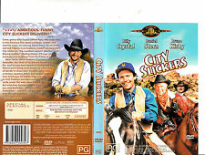 City Slickers-1991-Billy Crystal- Movie-DVD