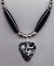 The Band Perry Gray Pearl Guitar Pick Necklace - 2012 Tour