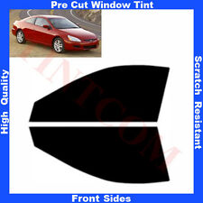 Pre Cut Window Tint Honda Accord 2 Doors Coupe 2003-2007 Front Sides Any Shade