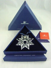 Swarovski Annual Christmas Ornament 2003 Large,